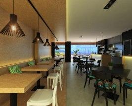 Franquicia Sushi Bar MINATO-un entorno moderno y cuidado hasta el ultimo detalle