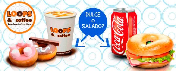 Loops and Coffee Franquicias. Los productos son ideales para disfrutar en los propios locales y también para llevar a casa, a la universidad o a la oficina.
