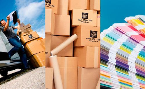 Franquicias Mail Boxes Etc. ofrecerá en este y todos sus nuevos centros un amplio catálogo de servicios. Además de los envíos, MBE cuenta con un departamento de de Diseño Gráfico e Impresión que ofrece la gama de soluciones impresas más amplia del mercado.