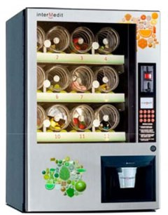 Franquicias InterMedit - Franquicias de Máquinas Vending. Tiendas 24 horas.