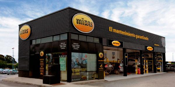 Midas Franquicias. aporta a la franquicia la seguridad y la experiencia de una marca con más de 25 años en el mercado español, y que lleva operando en el mundo desde hace 50.