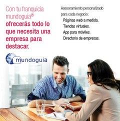Franquicias Mundogia. El objetivo del modelo de negocio es rentabilizar todos los esfuerzos comerciales que ejecutan nuestros franquiciados.