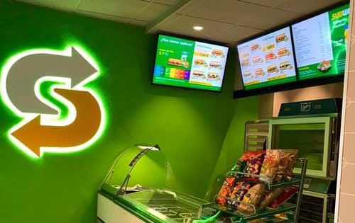 """Subway® reinaugura su establecimiento de Córdoba con el diseño """"Fresh Forward"""""""