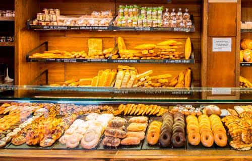 Franquicias de obradores y panaderías