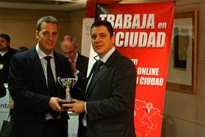 Portaldetuciudad.com gana el premio a la empresa franquiciadora con mejor implantación en la web.