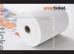 Franquicia Proxiticket. Valido para cualquier tipo de actividad empresarial, profesional o negocio.