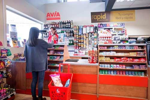 Se trata de la tercera tienda de conveniencia RAPID que la cooperativa ha abierto durante este mes