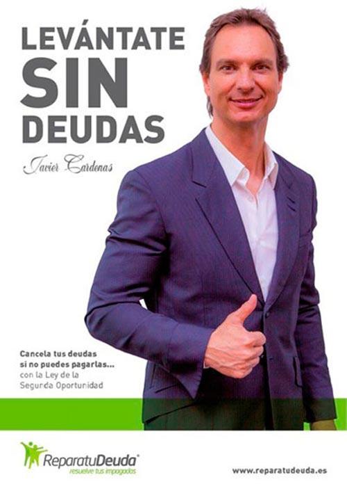 Pionera en España en aplicar online la llamada ley de la segunda oportunidad para la cancelacion de deudas. Es la primera reparadora de credito española online.