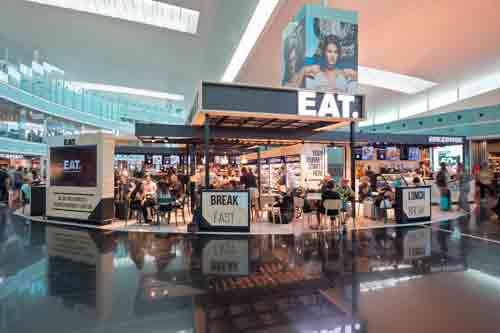EAT OUT GROUP abre un nuevo EAT. en el Aeropuerto de Barcelona