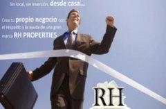 Franquicia RH Properties emprende tu propio negocio desde casa