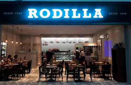 Rodilla abre su primer restaurante en la ciudad de Málaga