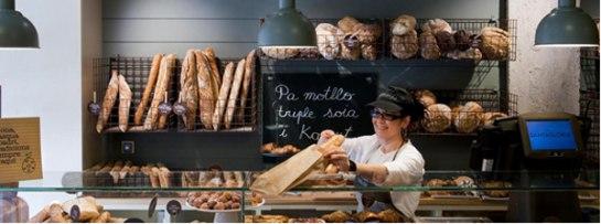 Franquicia SANTAGLORIA un lugar donde degustar originales propuestas en un ambiente acogedor.