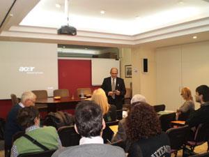 Acuerdo de colaboración y jornada formativa patrocinada por SAVIP en el Colegio de Administradores de Fincas de Tarragona