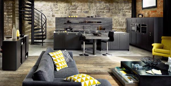 Schmidt Cocinas Franquicias. Es el primer fabricante de mobiliario de cocinas y baños que ha obtenido la certificación NF Medio Ambiente-Mobiliario, el único sello ecológico oficial que valida la calidad medioambiental de los productos de mobiliario. En este sentido, adquirir una cocina Schmidt se está convirtiendo en una compra eco-responsable.