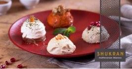 Franquicia SHUKRAN-cocina mediterranea y exóticos platos libaneses