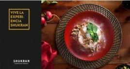 Franquicia SHUKRAN-exoticos platos libaneses y  la cocina mediterranea.
