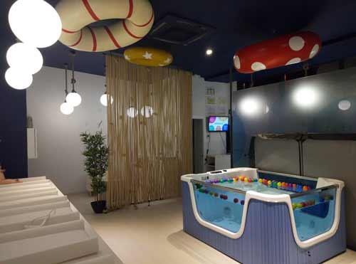 La cadena de spa infantiles Splash Baby Spa se posiciona