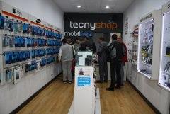 Franquicias TecnyShop. La más amplia gama de servicios, importantes beneficios en reparaciones de telefonía móvil, reparaciones de ordenadores, recargas del mundo.
