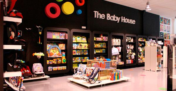The Baby House Franquicias. Los productos The Baby House están enfocados a lograr el bienestar del niño, sin restarle libertad o espontaneidad, pero dotándole de la máxima seguridad.