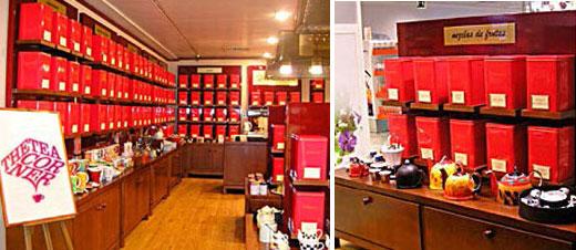 The Tea Corner Franquicias - Te enseñaremos a vivir el tea con nuestra pasión.
