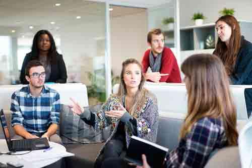 Compartir más datos dentro de una empresa incrementa la motivación de los empleados