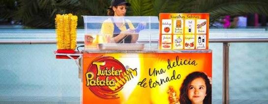 Franquicia Twister Patata. Selección de las mejores patatas, el aceite, los tiempos y modos de elaboración