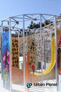 Franquicia Urban Planet. Franquicias de parques de ocio infantil.