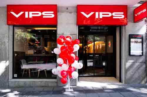 VIPS llega a la calle Alberto Aguilera