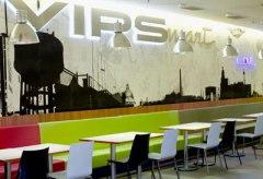 """VIPSmart Franquicias un entorno """"cool"""" y moderno, con servicio rapido y a precios imbatibles"""