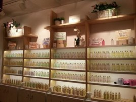 Franquicia Woman 30 Shop- perfumes con esencias naturales.