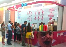 Franquicia Yogurice- estimando la apertura de más de 100 centros en próximas fechas.